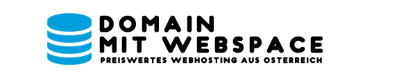 Domain-mit-Webspace.at